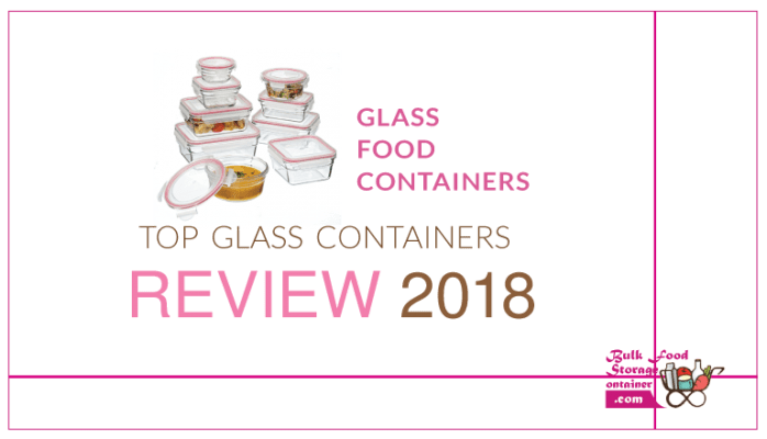 glass food storage container glass meal prep container reviews
