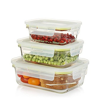 glasslock food storage containers glass meal prep containers Reviews