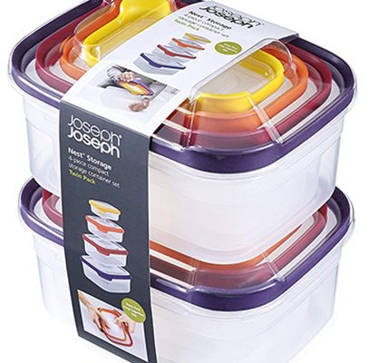 nesting food storage containers
