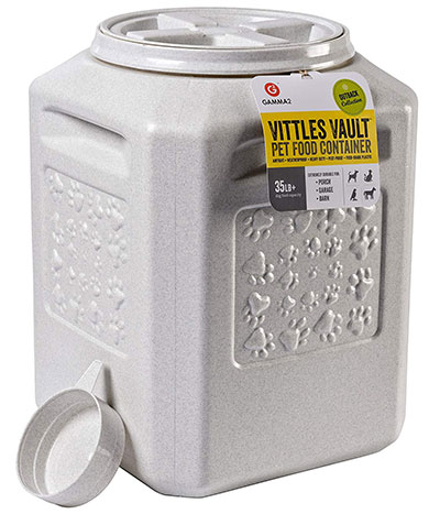 Pet Food Storage gamma2 vittles vault 35