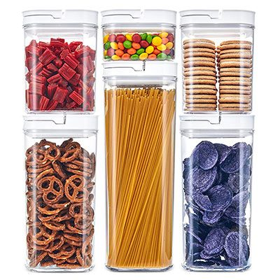 bulk food storage containers airtight