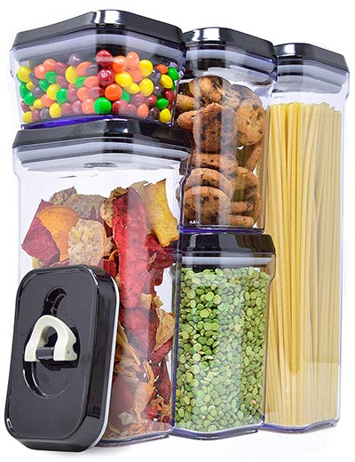 10 Best Bulk Food Storage Containers 2019 Reviews