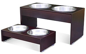 Best stainless steel Dog Raised Bowl