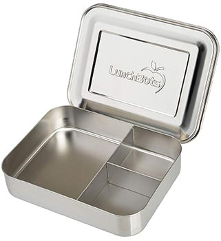 Stainless steel containers rectangular