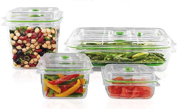 FoodSaver Fresh Containers